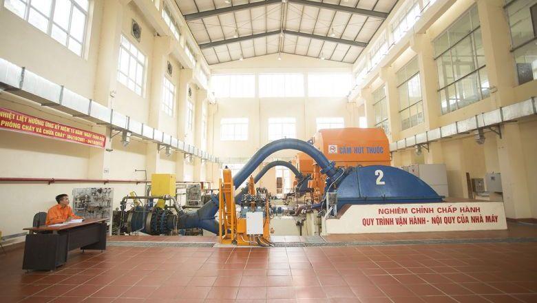 Nhà máy thuỷ điện Nậm Cắn 2