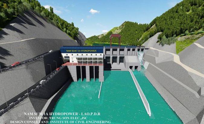 Nhà máy Thuỷ điện Nậm Sum 1A