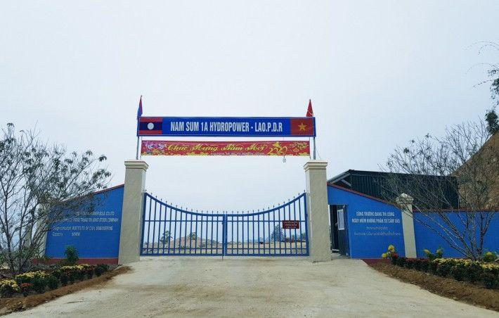 Công ty TNHH MTV Điện lực Nậm Sum 1A