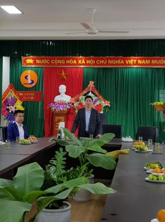 Lễ ra quân Tổng công ty điện lực Trung Sơn